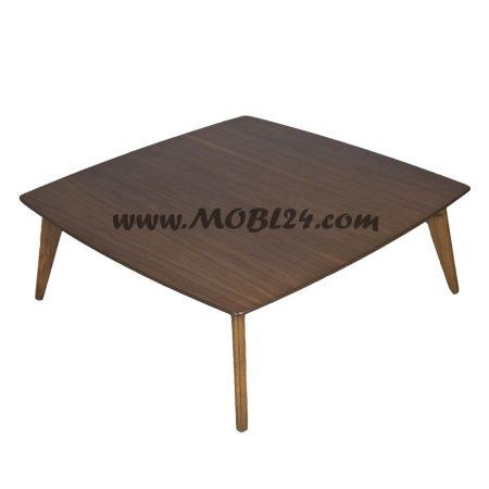میز جلو مبلی چوبی مدل M55 - مبل آرا