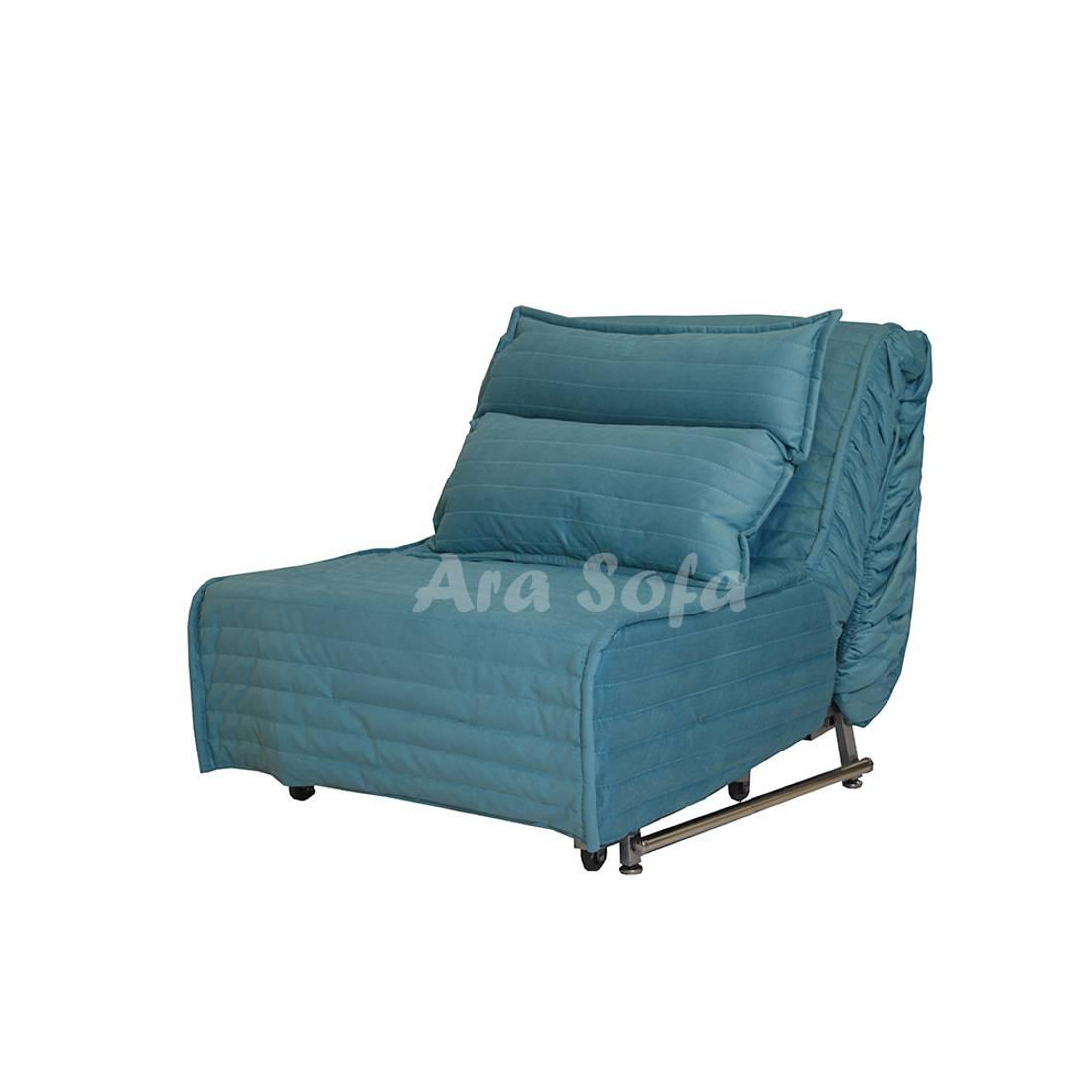 مبل راحتی ( تختخواب شو ) یک نفره آرا سوفا مدل C10