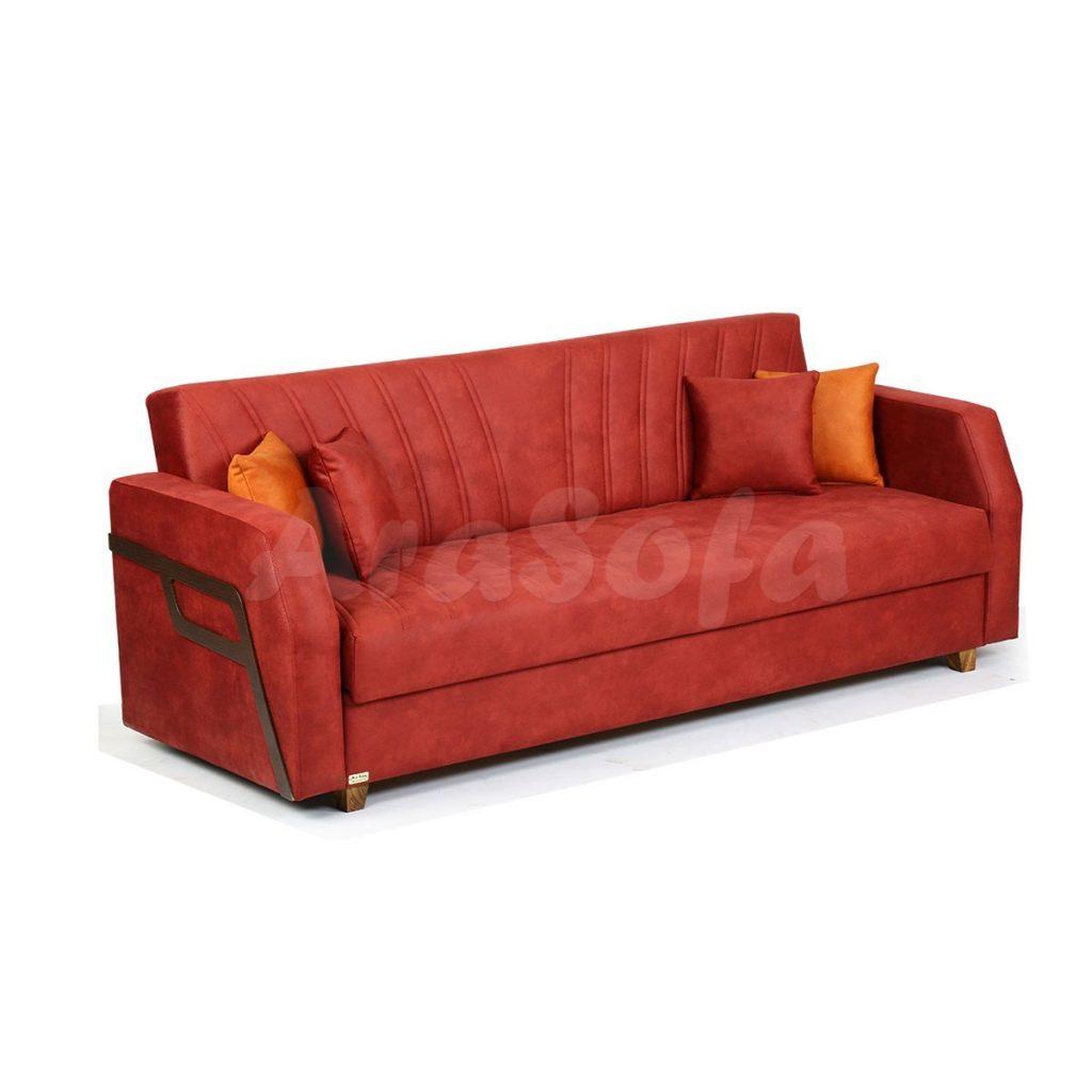 کاناپه تختخواب شو مدل B12N جدید 98