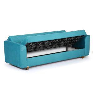 کاناپه تخت خواب شو یک نفره مدل b18