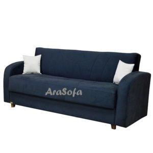 کاناپه تخت شو یک نفره مدل B15 مبل آرا