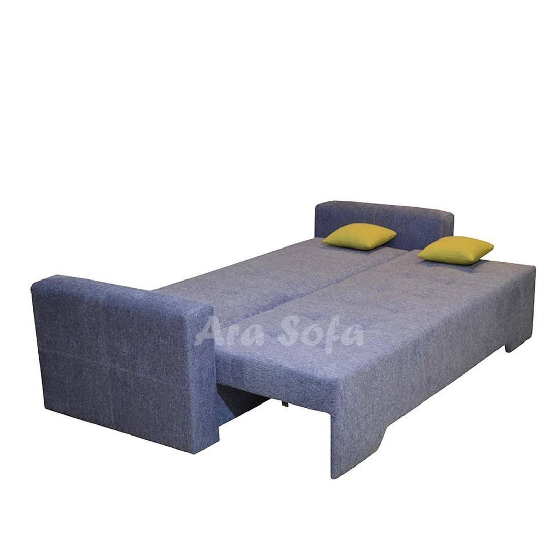 تختخوابشو دو نفره مبل کاناپه تختخواب شو مدرن و شیک B22