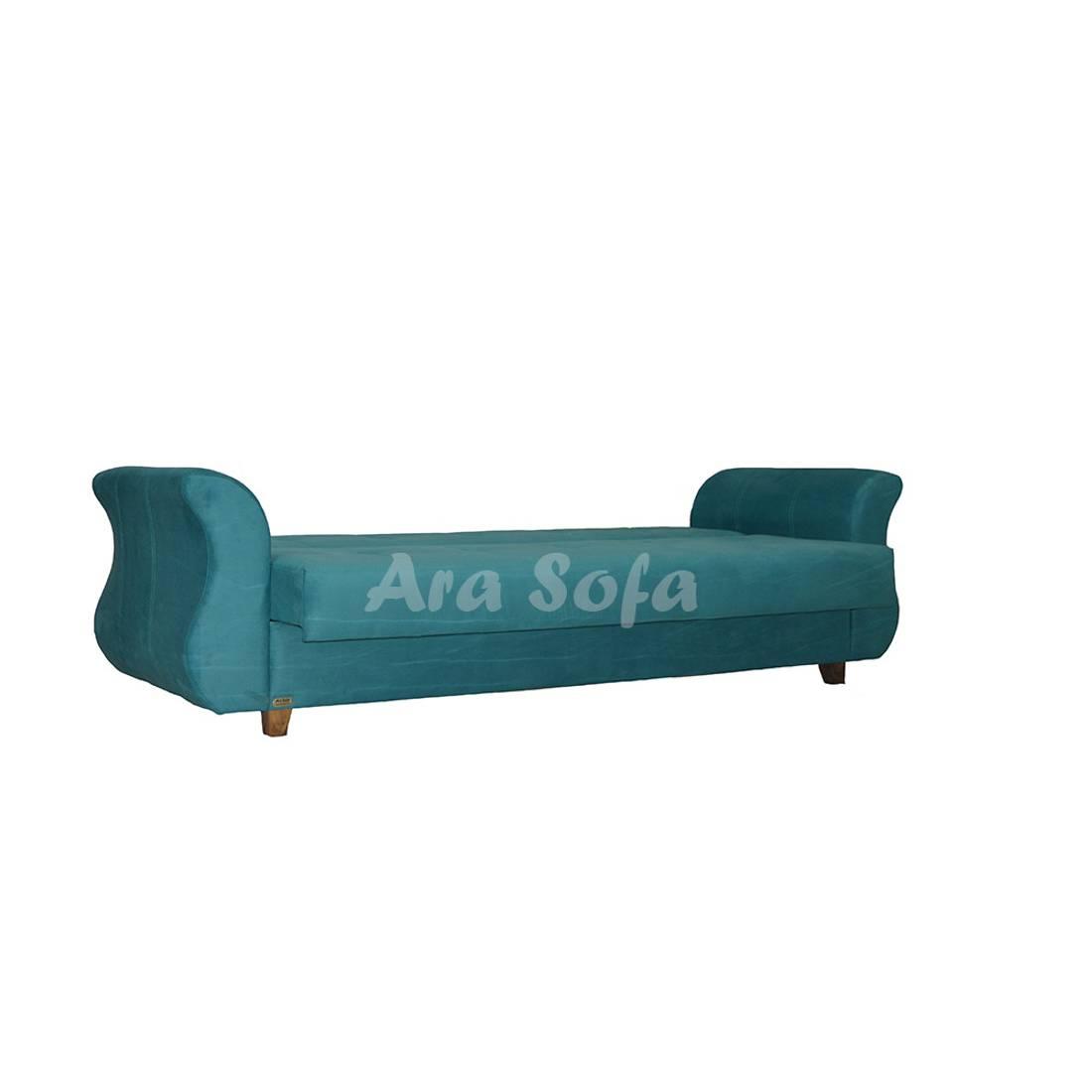 تختخوابشو یک نفره مبل کاناپه تختخواب شو مدرن و شیک b13 (2)