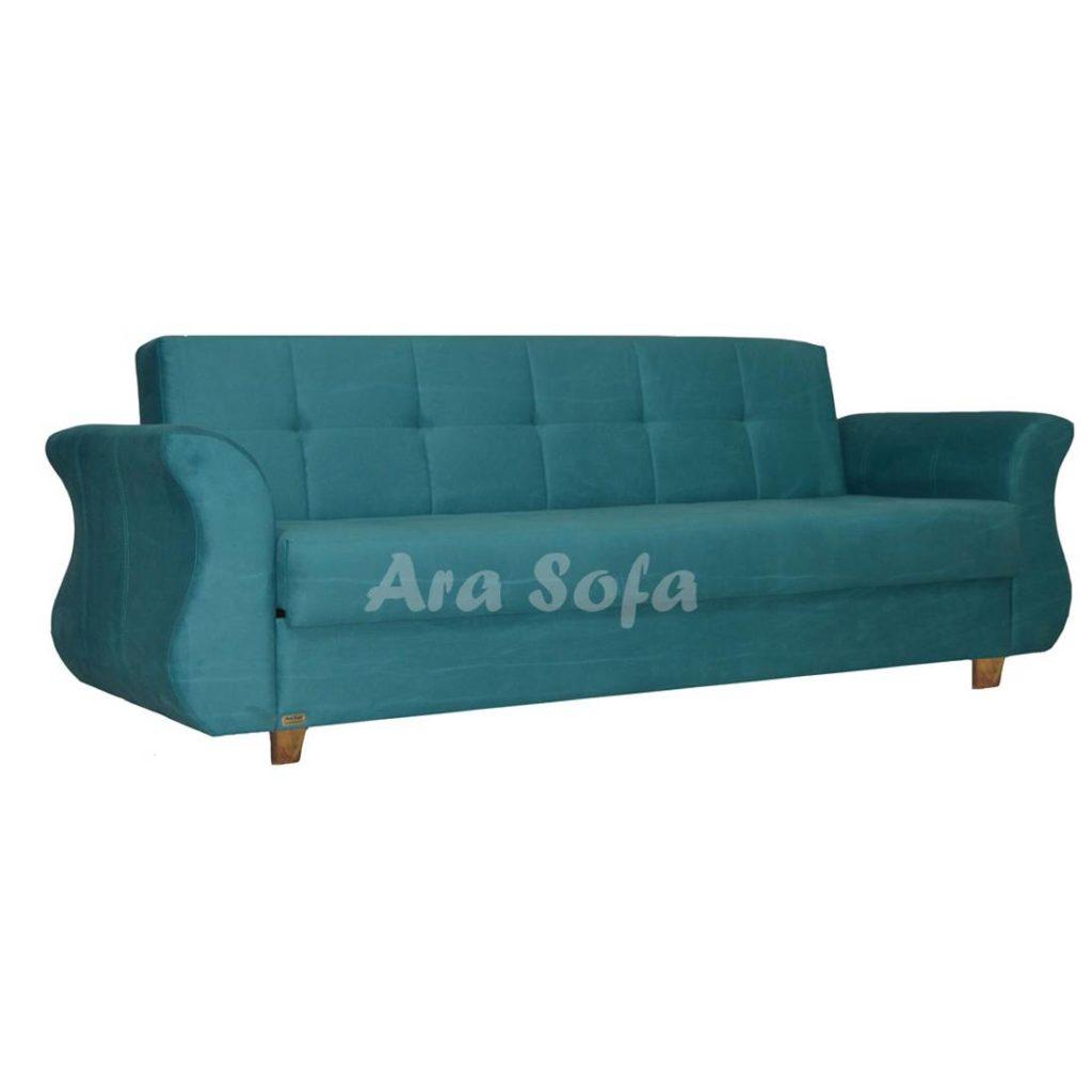 تختخوابشو یک نفره مبل کاناپه تختخواب شو مدرن و شیک b13 (3)