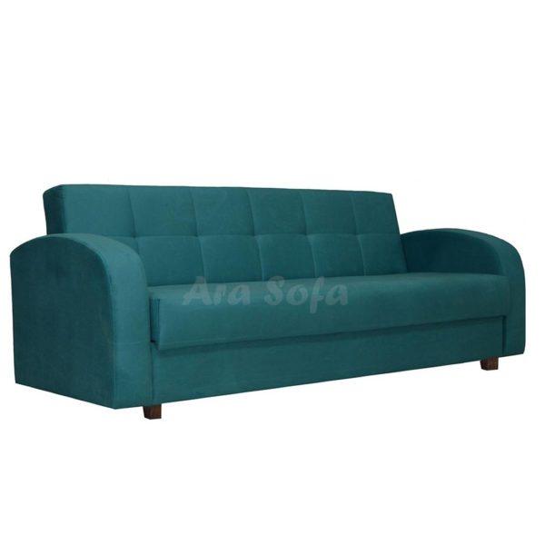 تختخوابشو یک نفره مبل کاناپه تختخواب شو مدرن و شیک b16 (1)