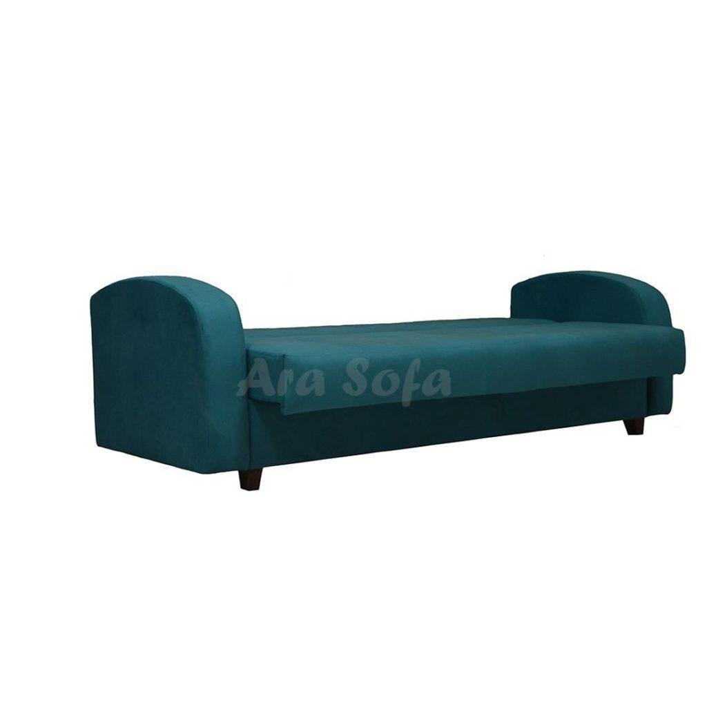 تختخوابشو یک نفره مبل کاناپه تختخواب شو مدرن و شیک b16 (2)