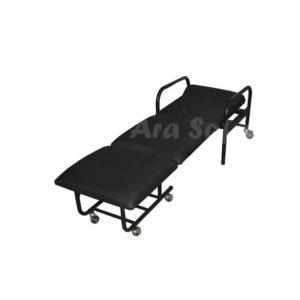 صندلی تختخوابشو تختخواب شو بیمارستانی F12 (1)