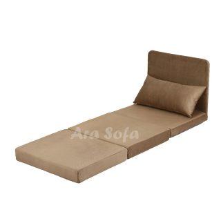 تختخوابشو یک نفره ارزان قیمت سبک کم حجم A10