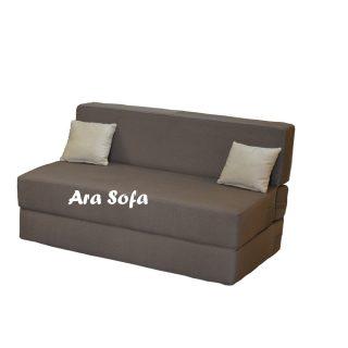 مبل راحتی ( تختخواب شو ) دو نفره آرا سوفا مدل AN20