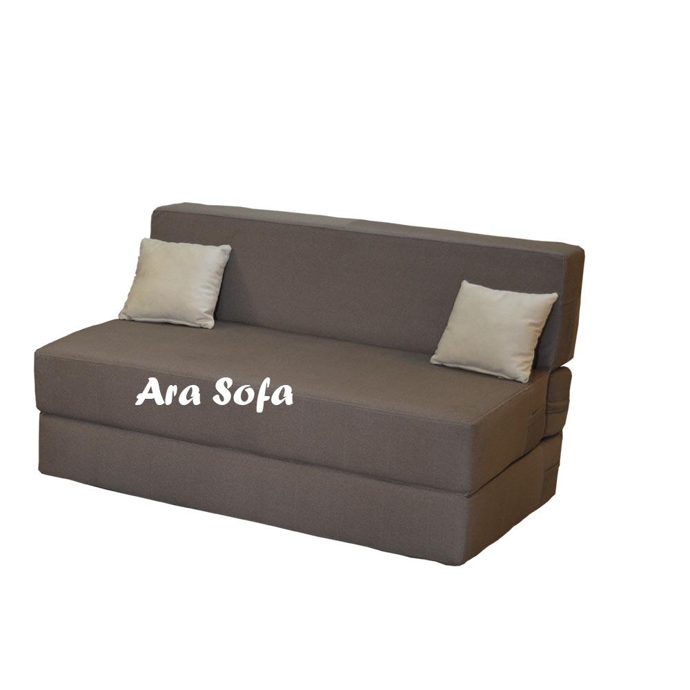 مبل تختخواب شو ابری راحتی تشک