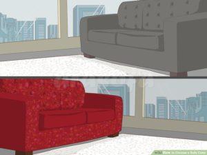 انتخاب رنگ مبل و کاناپه