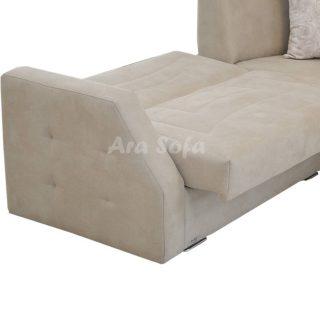 مبل ال تختخوابشو راحتی کاناپه ای مدرن شیک L24 (1)