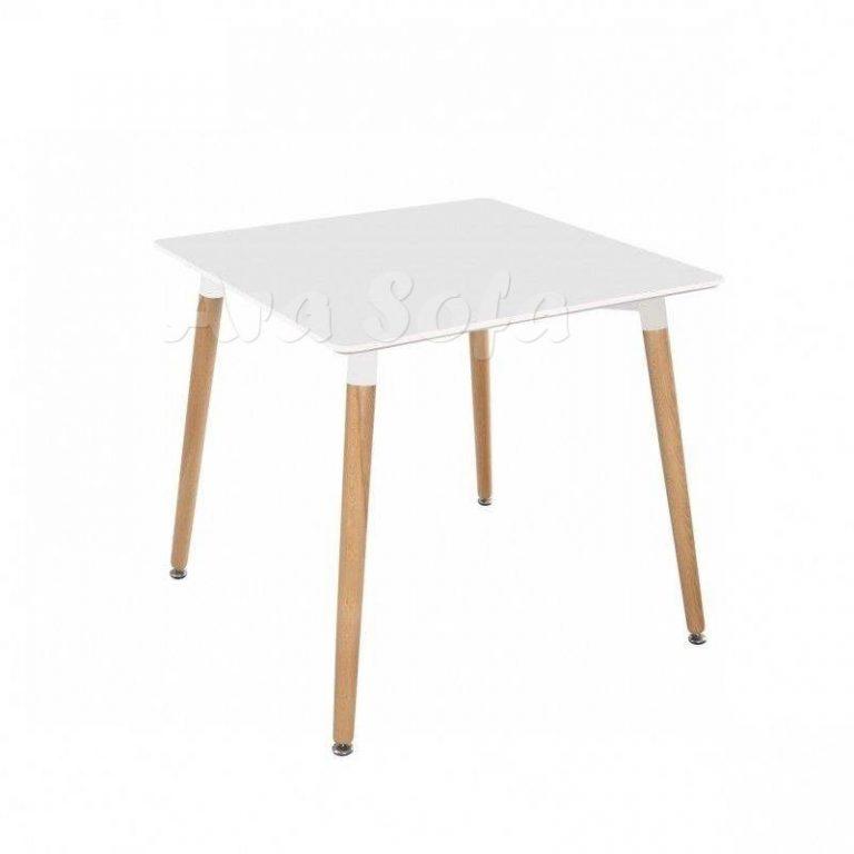 میز ناهارخوری مربع مدرن آرا سوفا