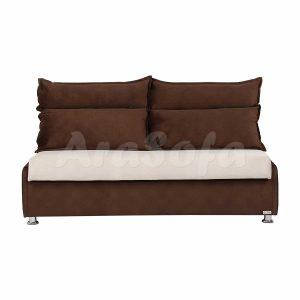 مبل راحتی تختخواب شو (تخت شو) یک نفره با نشیمن یک نفره مدل G20