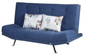 کاناپه مبل تختخواب شو (تخت شو) یک نفره مدل ن23