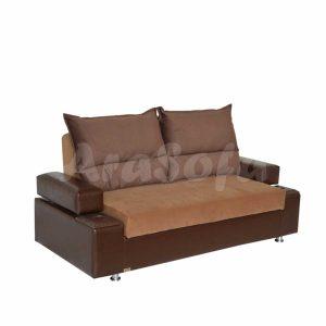 مبل راحتی تختخواب شو (تخت شو) یک نفره با نشیمن یک نفره مدل G23