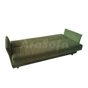 کاناپه تخت خواب شو یک نفره مدل b17
