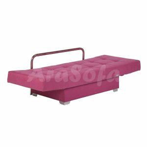 کاناپه مبل تختخواب شو (تخت شو) یک نفره با نشیمن دو نفره مدل D11 چدید 98
