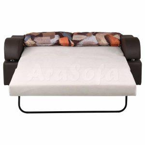 مبل راحتی تختخواب شو (تخت شو) دو نفره با نشیمن دو نفره مدل G21