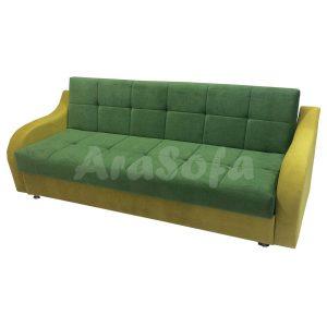 کاناپه مبل تختخواب شو (تخت شو) یک نفره مدل b11