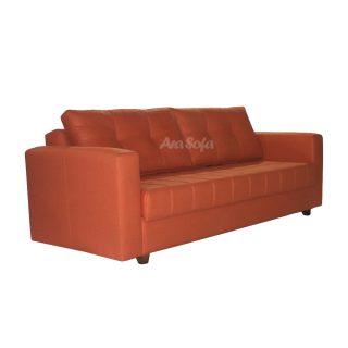 مبل تختخواب شو p12-orange آرا سوفا