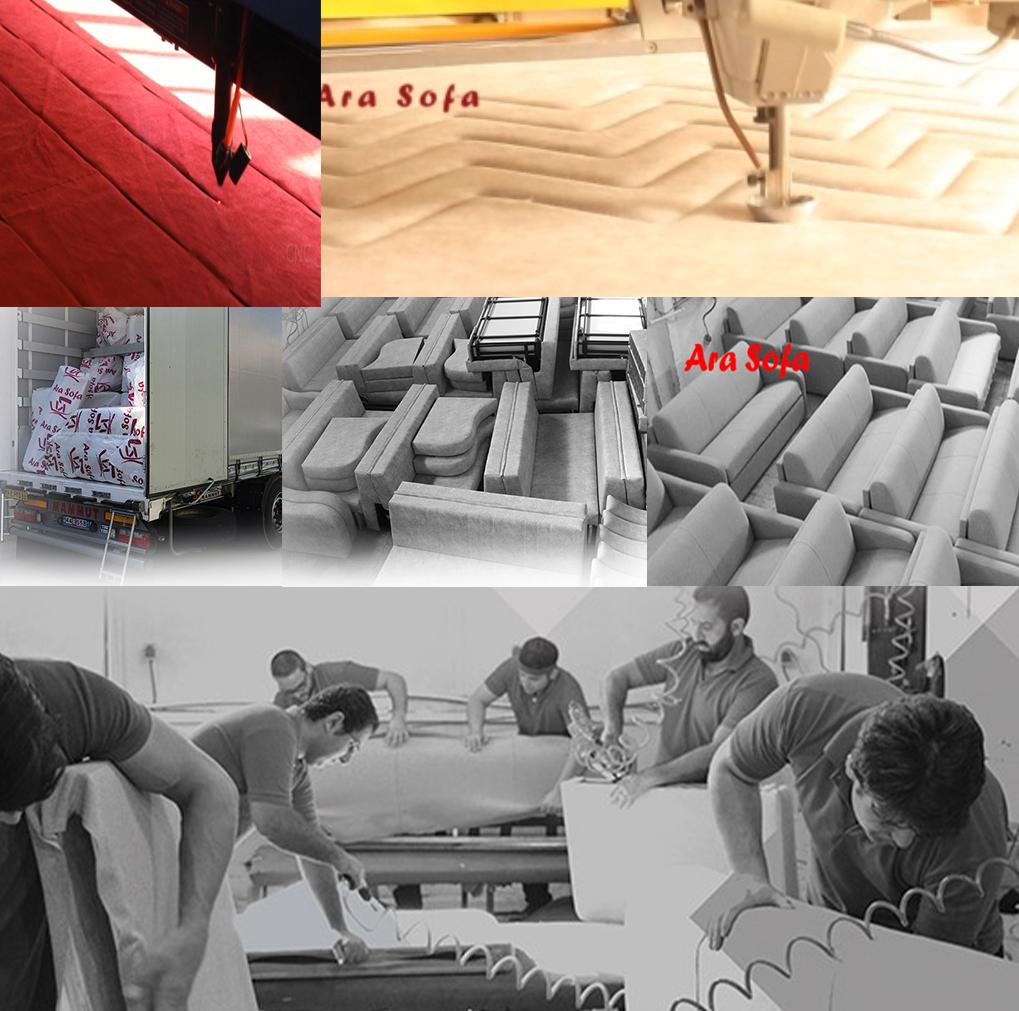 کارخانه تولیدی مبل