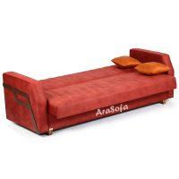کاناپه تختخوابشو تک نفره مدل B12N مبل آرا