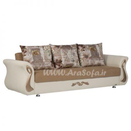 مبلمان راحتی تختخوابشو مدل p83