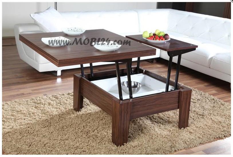 میز دو کاره جلو مبلی و نهارخوری مدل M11 - مبل آرا