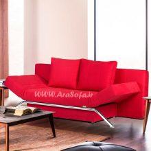 کاناپه تختخواب شو دونفره مدل D22