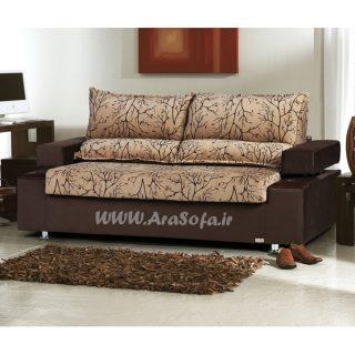 کاناپه تختخواب شو دو نفره مدل G23M