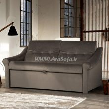 کاناپه تختخوابشو دو نفره مدل U23